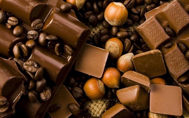 An image dispalying the Chocolates